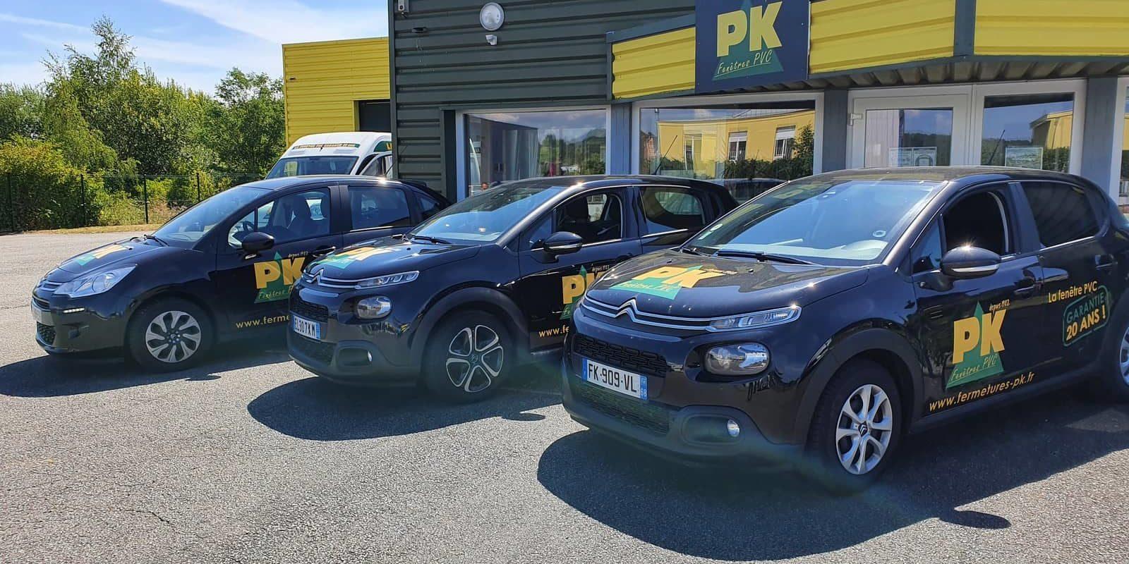 Photo véhicules PK